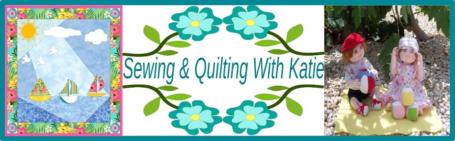 Sewing & Quilting With Katie!