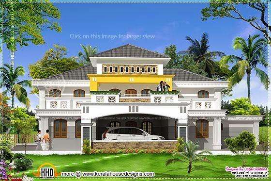 Super luxury home
