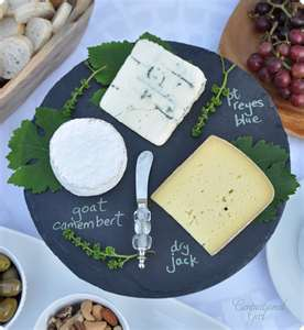 Several customers have asked about the best way to arrange or set up cheese tasting parties or cheese plates for dinners. So I thought it would help many of ... & Around The World Cheese: Creating Cheese Boards and Cheese Plates