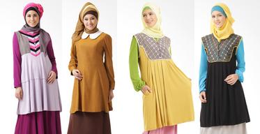 Model Busana Muslim Modern Online