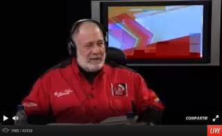 Mario Silva - Sobre el Nido del Cuco por 104.9 FM