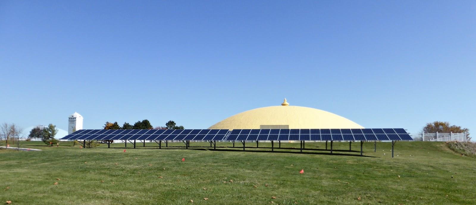 solar systems ahaped dome - photo #12