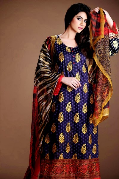 Gohar Textiles Launched An-Nisa Eid Collection-14