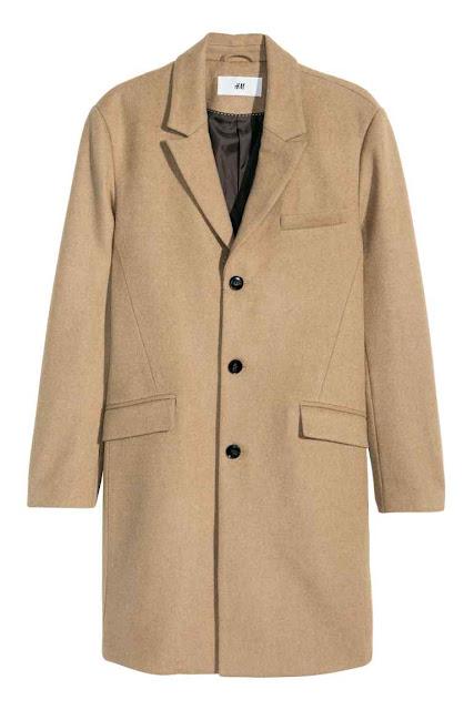 h&m david beckham manteau