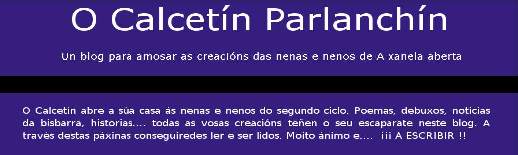 O Calcetín Parlanchín