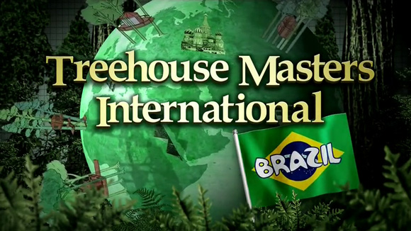 Treehouse masters s03 international brazil special daily tv shows