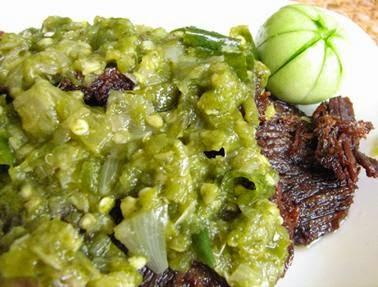 Resep Makanan Nusantara Dendeng Batokok Nikmat