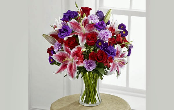 Same day flower delivery in the USA and canada