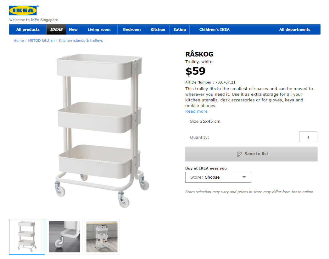 Ikea utensili