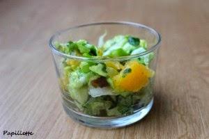 salade agrume