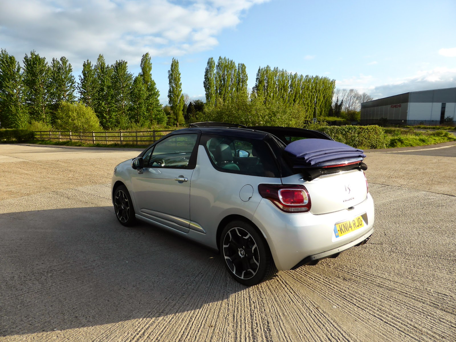 2014 Citroën DS3 Cabrio DSport