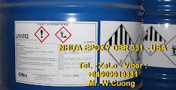 EPOXY RESIN DER 331 - OLIN - Dow Chemical