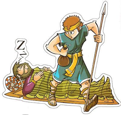 Davi e Saul