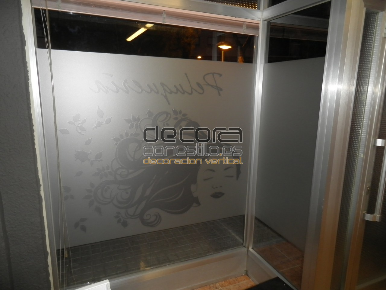 Vinilos Decorativos Puertas Cristal. Best Cristal Viselado Reflex ...