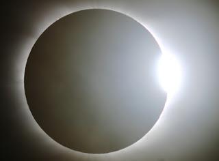 Gerhana Matahari Cincin Api