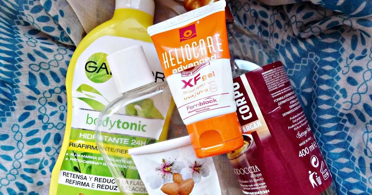 Envuelta en crema productos acabados iii gel de ba o de for Productos de bano