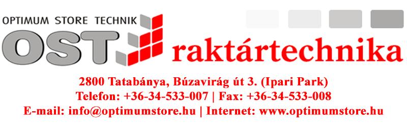 Optimum Store Technik Raktártechnikai Kft.