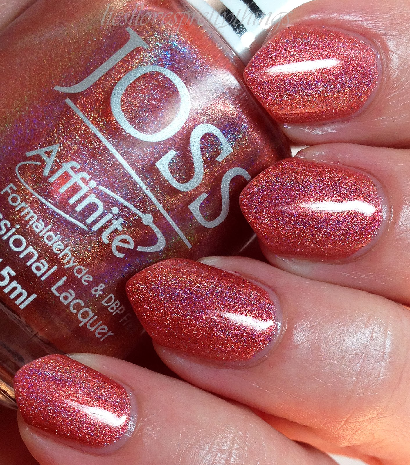Joss Alternate Dimension swatch and review