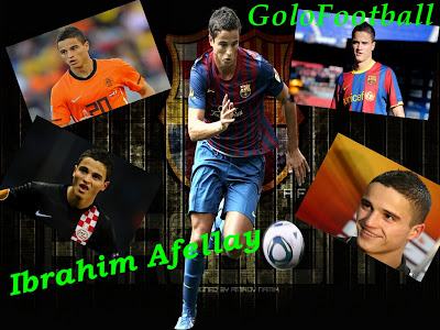 All About Ibrahim Afellay