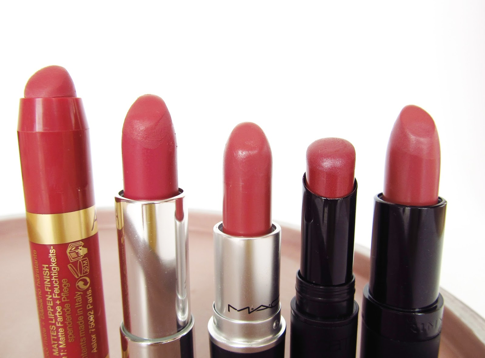 Passing Fancy: Best Fall MAC Lipstick: Twig with Swatch and Dupes