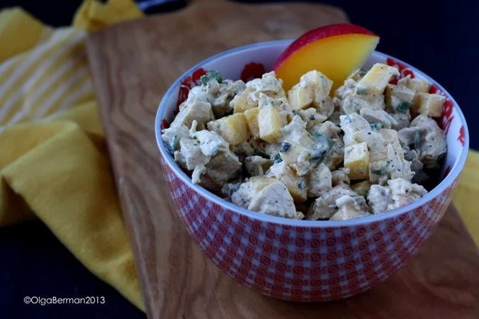 ... Chicken Breasts? Curried Chicken Salad with Mango & Pumpkin Seeds