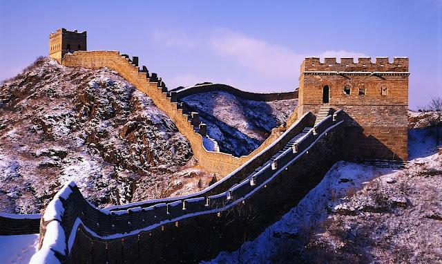 I muri più famosi del mondo