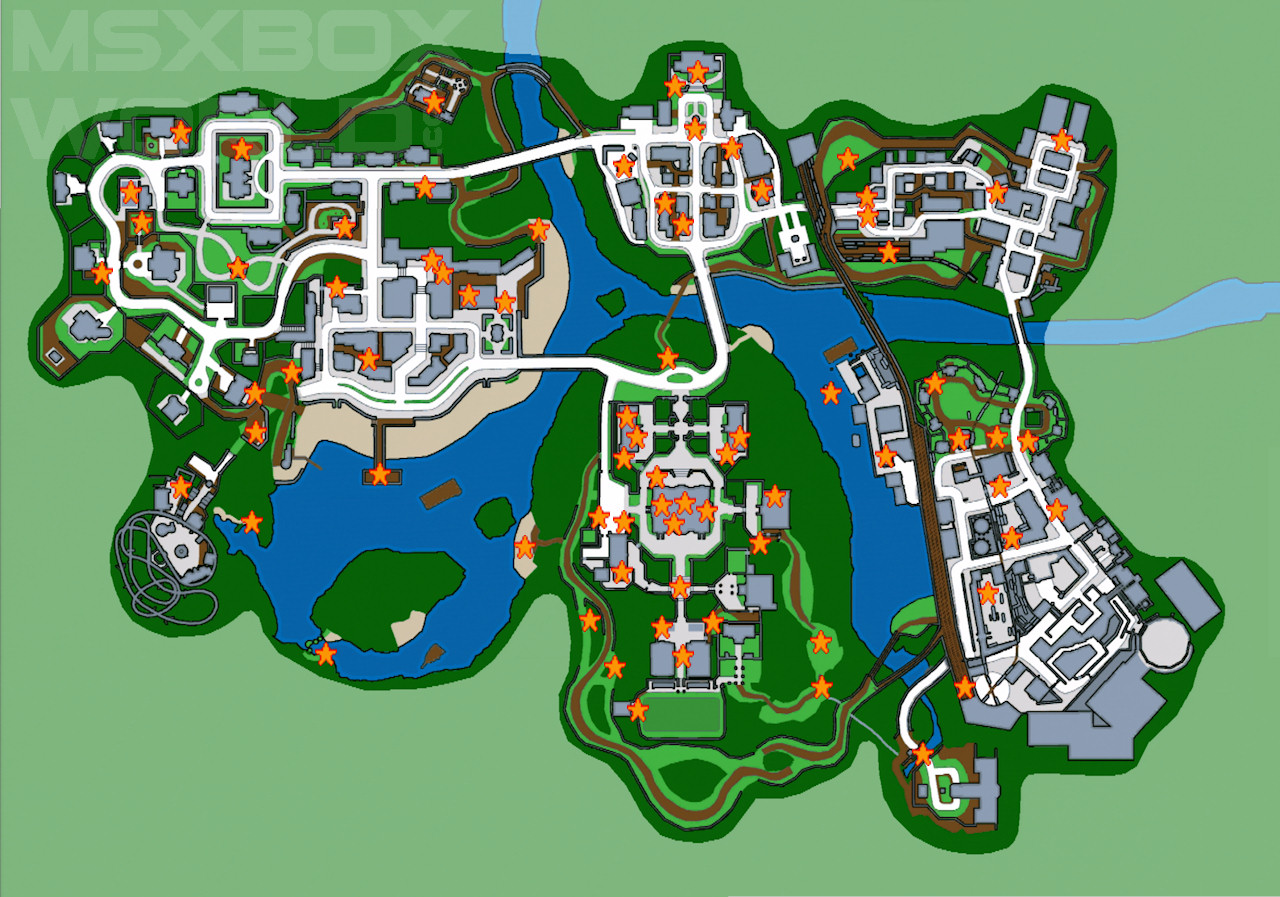 Download Free Bully Scholarship Edition Rubber Band Maps