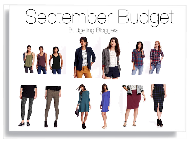 How much do you spend on clothes? | September Clothing Budget | Curvy Outfit Ideas | Petite Outfit Ideas | Plus Size Fashion | Fall Fashion | OOTD | Professional Casual Chic Fashion and Style Inspiration