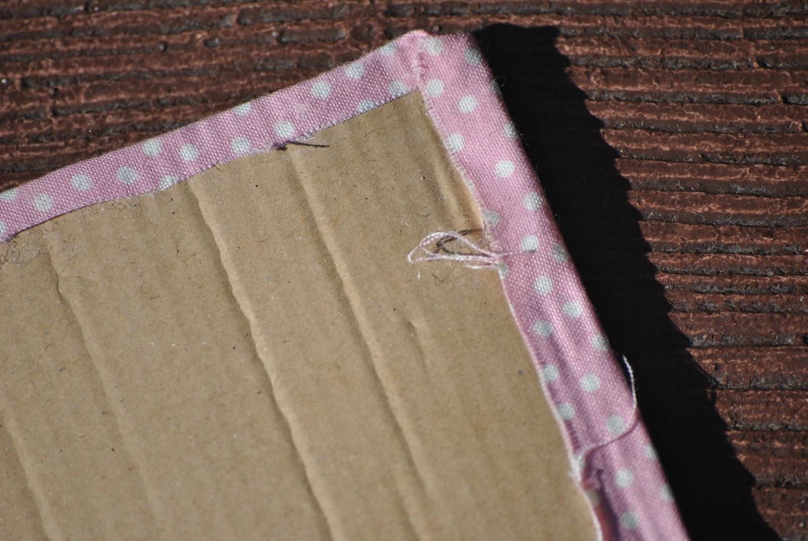 Forrar una caja de madera con tela paso a paso - Forrar sillas con tela ...