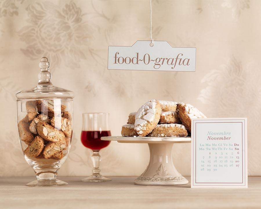 biscotti cookies cantuccini ricciarelli desktop wallpaper calendar calendario
