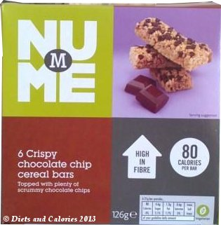 Tesco Chocolate Chip Muffin Mix
