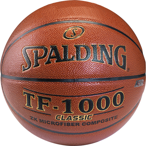BA642P Spalding TF-1000 Classic Basketball - Official
