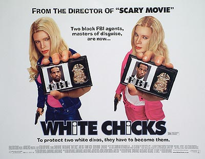 White Chicks Fighting