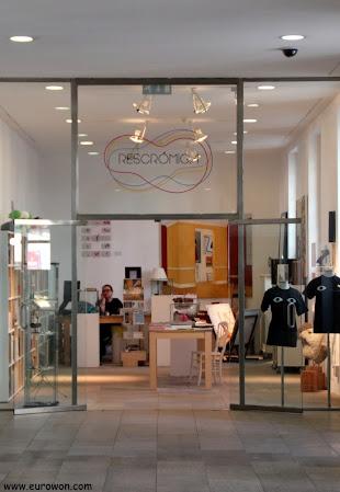 Tienda del MARCO en Vigo