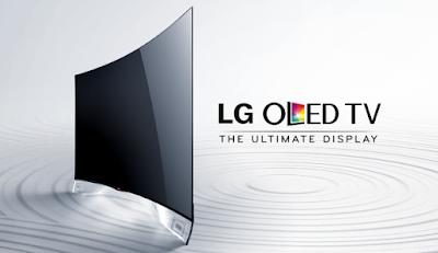 Los televisores oled de LG
