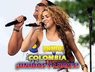 Colombia unidos y libres