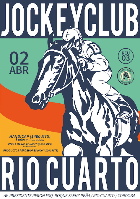 REU N°3 - 02 DE ABRIL - Jockey Club Río Cuarto