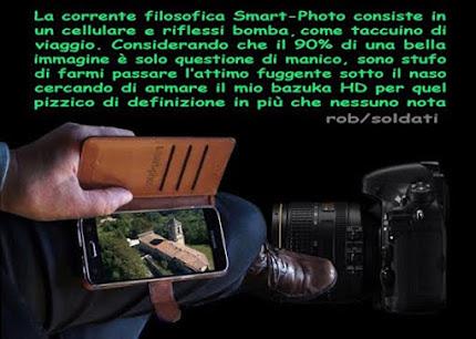 SMARTPHOTO: IMMAGINI DI SOLO SMARTPHONE