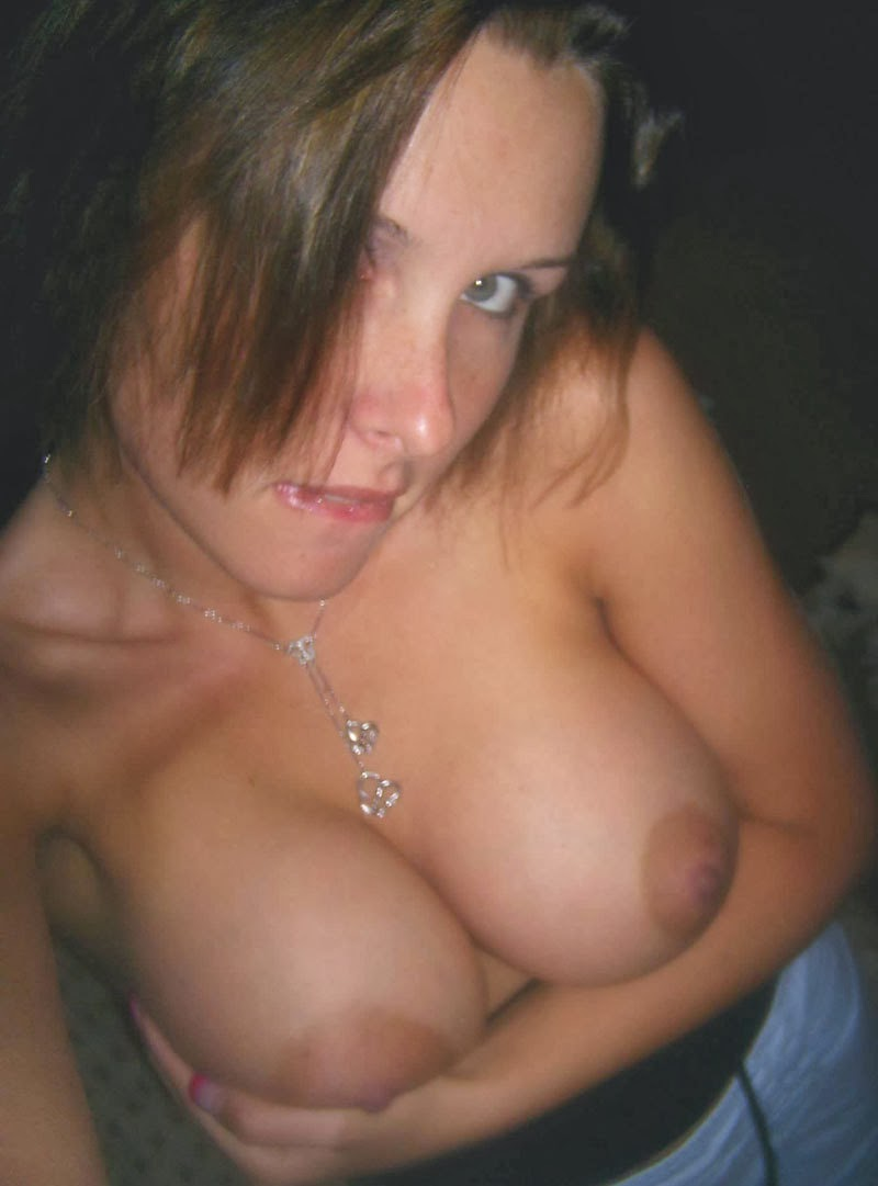 big tits, lip bite, busty girls, self shot pic