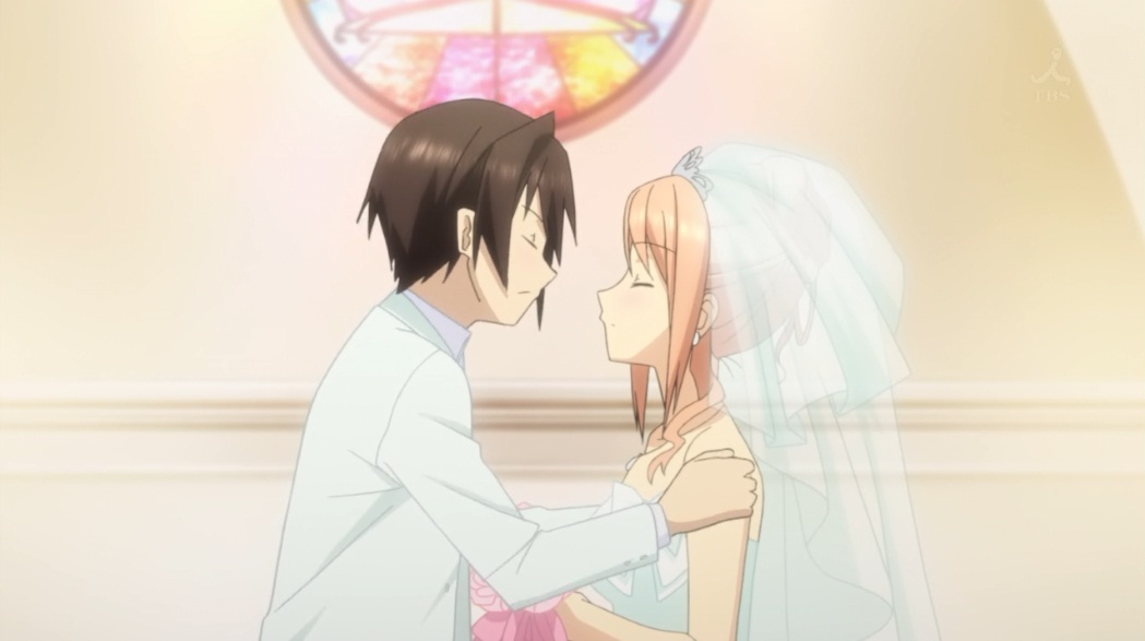 Koi 11 Koi to Senkyo to Chocolate Episode 11 [ Subtitle Indonesia ]