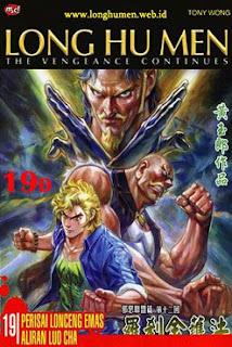 Long hu men The Vengeance Continues - 19D