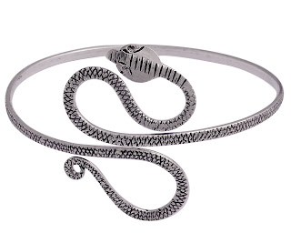 Fashion Jewellery Silver Armlet Bajuband Anniversary Gift Ideas