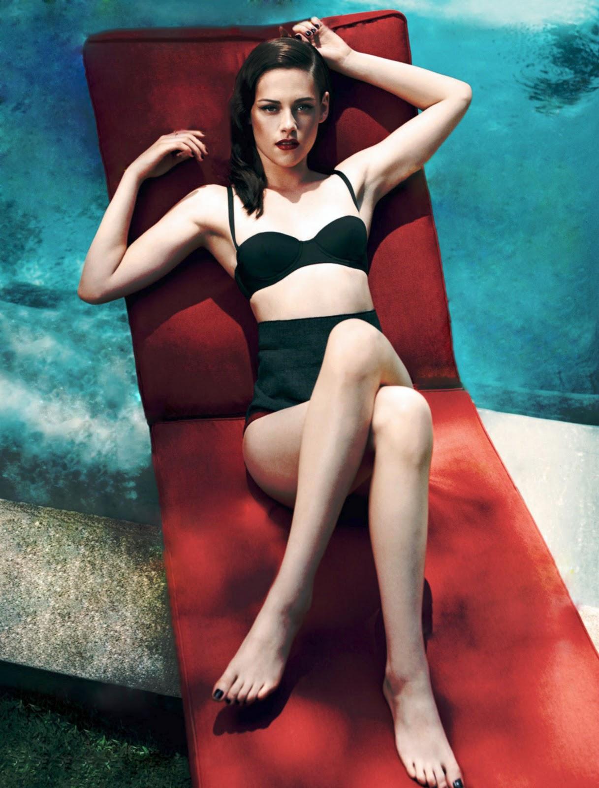 Kristen Stewart hot bikini stills | Kristen steward sexy