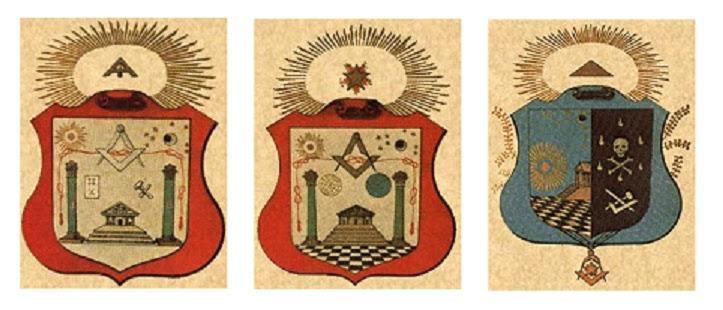Grados Masonicos (Rito Escoces Antiguo y Aceptado)