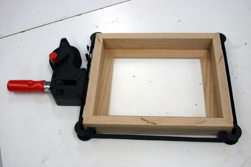 Painting From Life: My Bessey Strap Clamp...for Floater L-Frames...