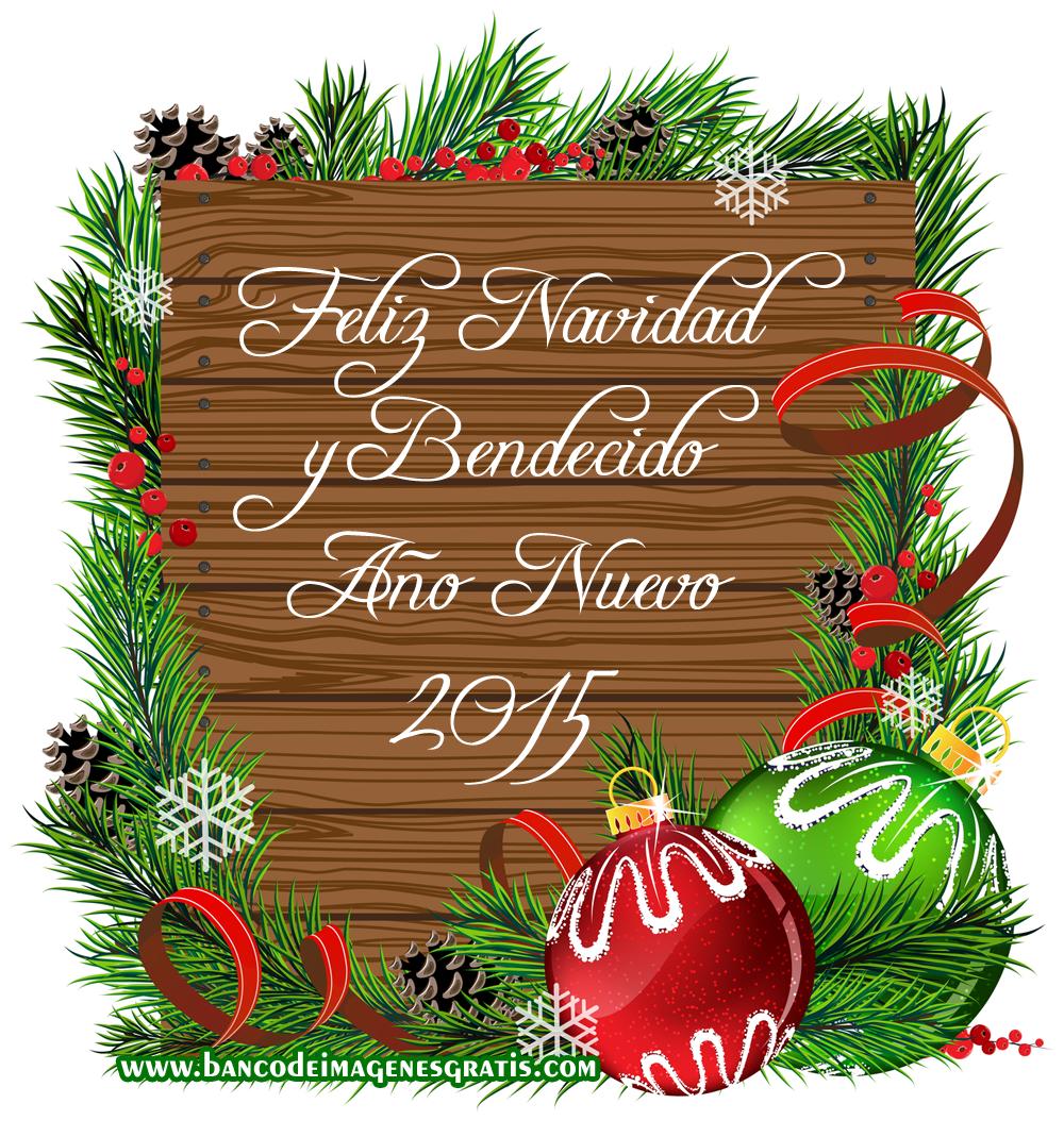 Frases De Feliz Navidad Y Prospero Ao Nuevo Imgenes Con Frases | Apps ...
