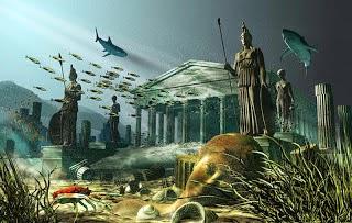 keajaiaban dunia bawah laut