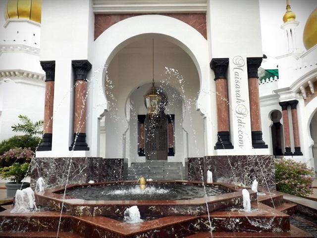 Masjid Ubudiah Kuala Kangsar