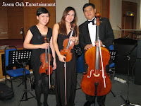 A profile photo of the String Trio