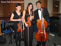 A profile photo of the String Trio